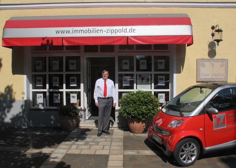 13 Jahre Immobilien Zippold!