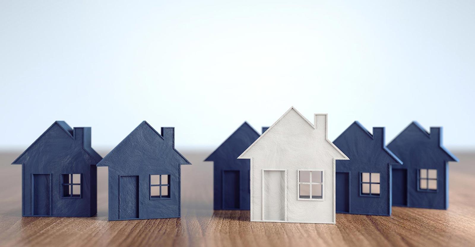 Modellhäuser