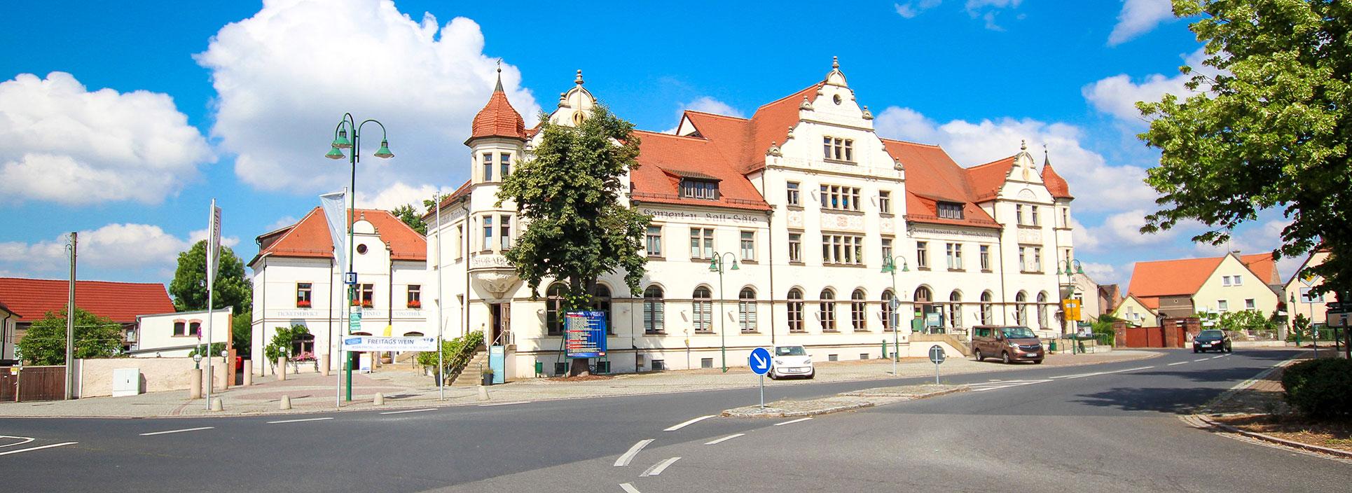 Zentralgasthof in Weinböhla