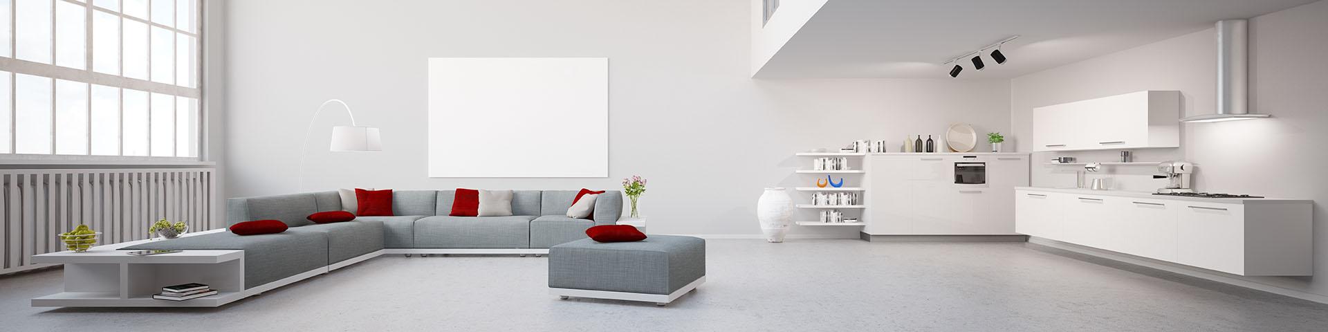 Moderne, helle Wohnung