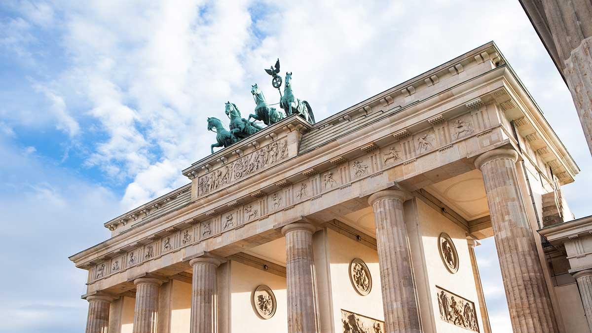 Berlin - Brandenburgertor