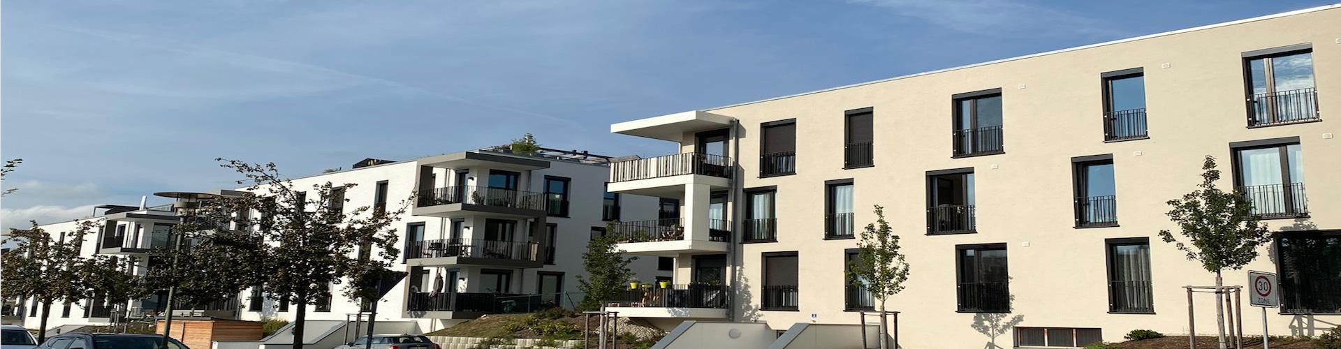 Albrecht Carré Passau Wohnung kaufen verkaufen
