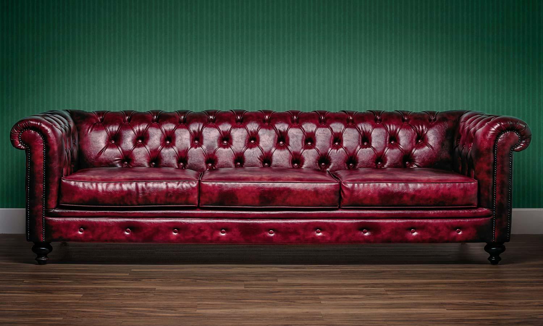 Rotes Lounge Sofa