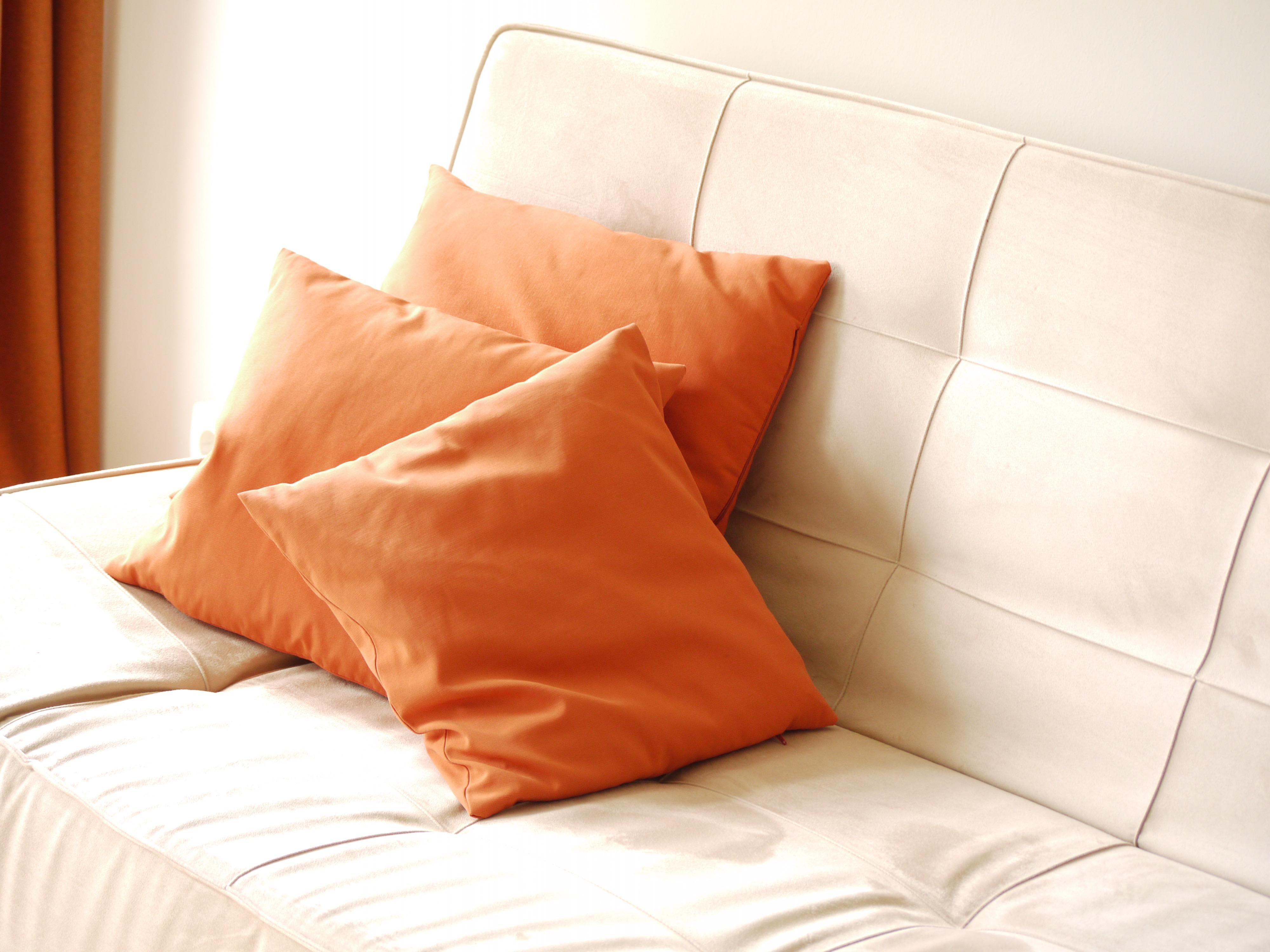 Wohnung Sofa gemütlich