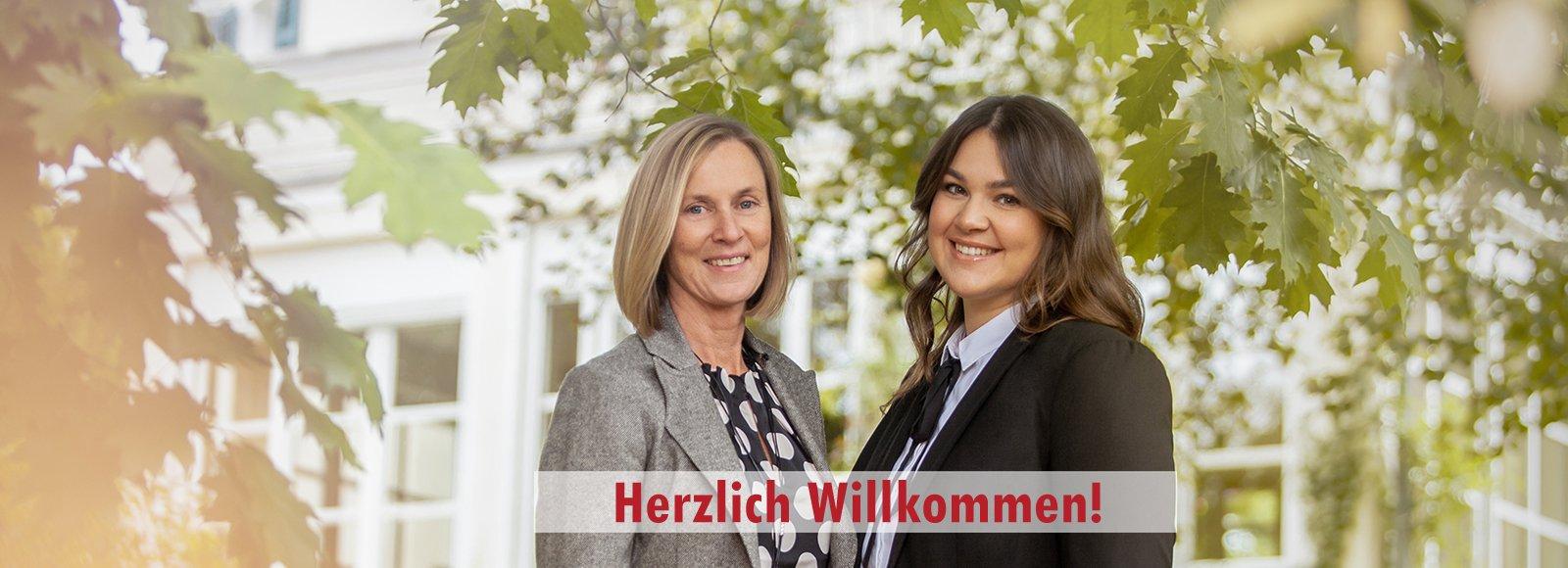 Catarina Lindgren & Gina Großsteinbeck