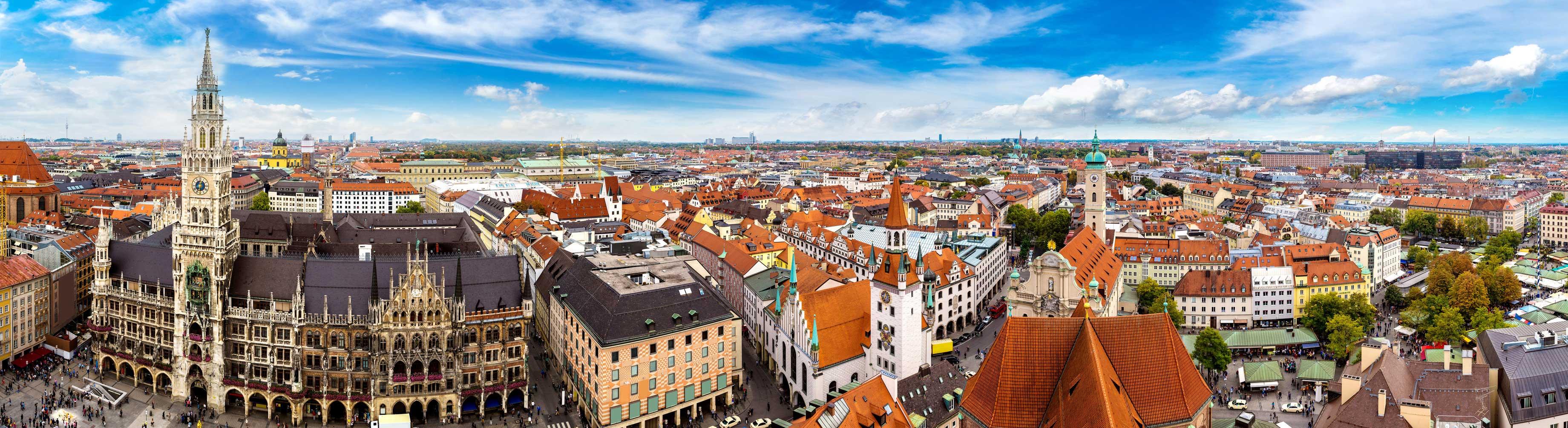 München Luftbild