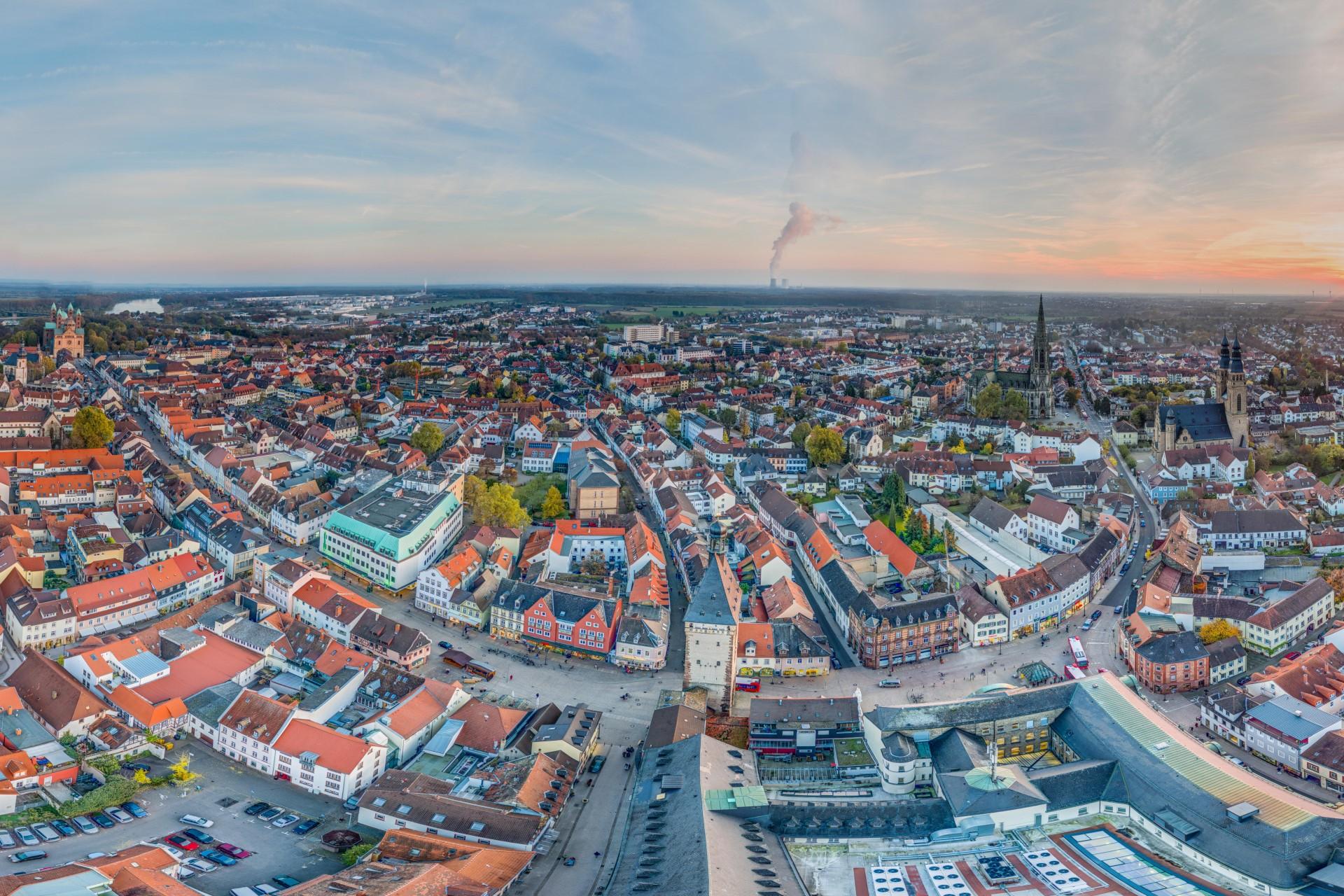 Heimatstadt Speyer Riegel Immobilien