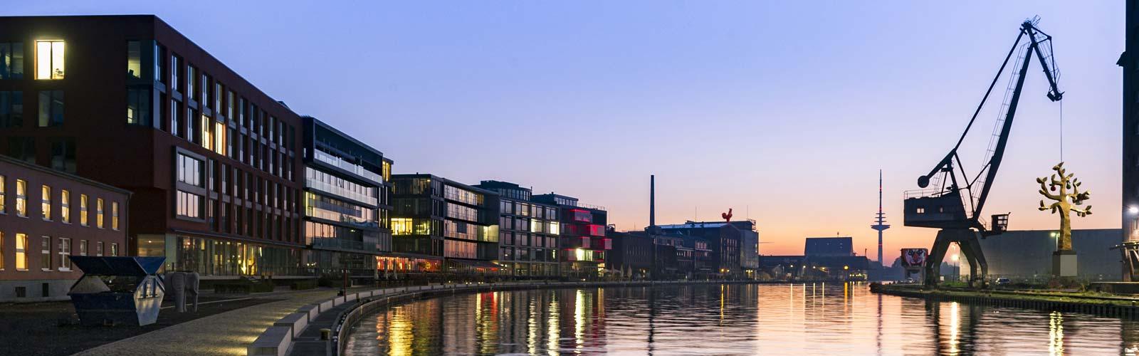 Hafen von Münster