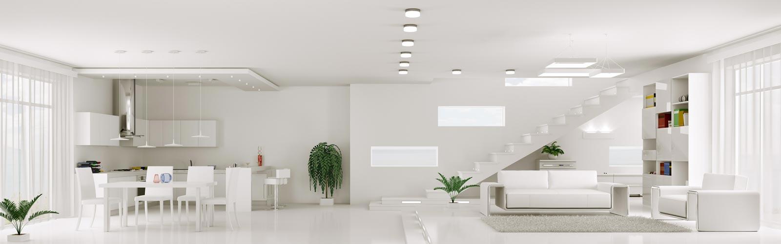 Moderne Penthouse Wohnung