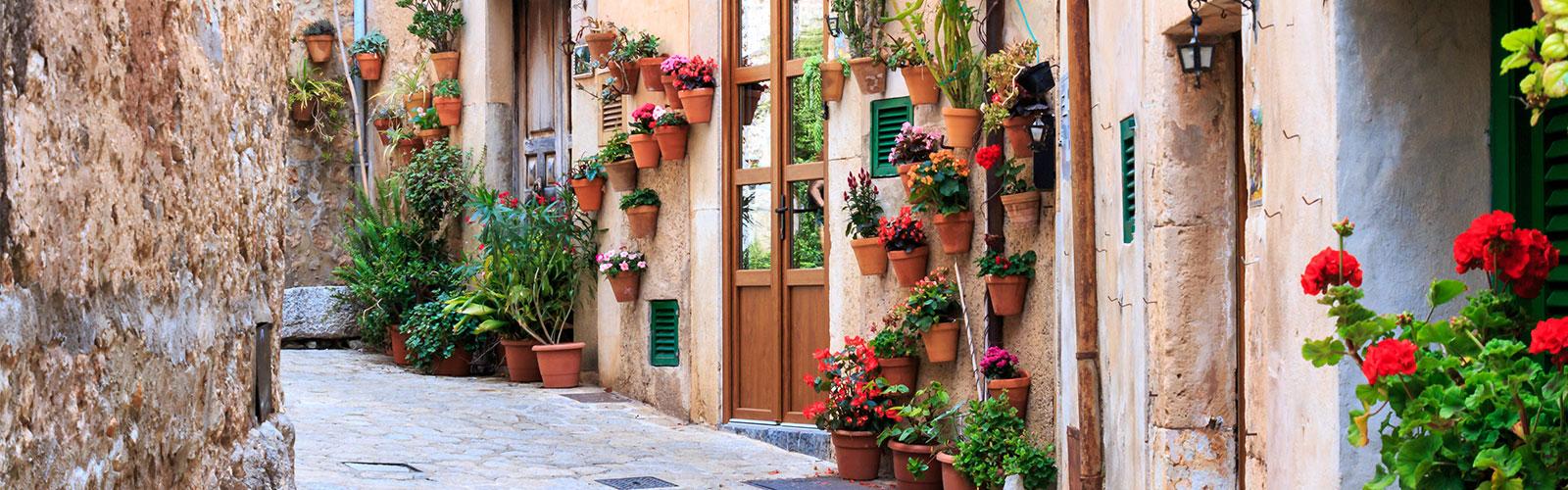 Altstadt auf Mallorca