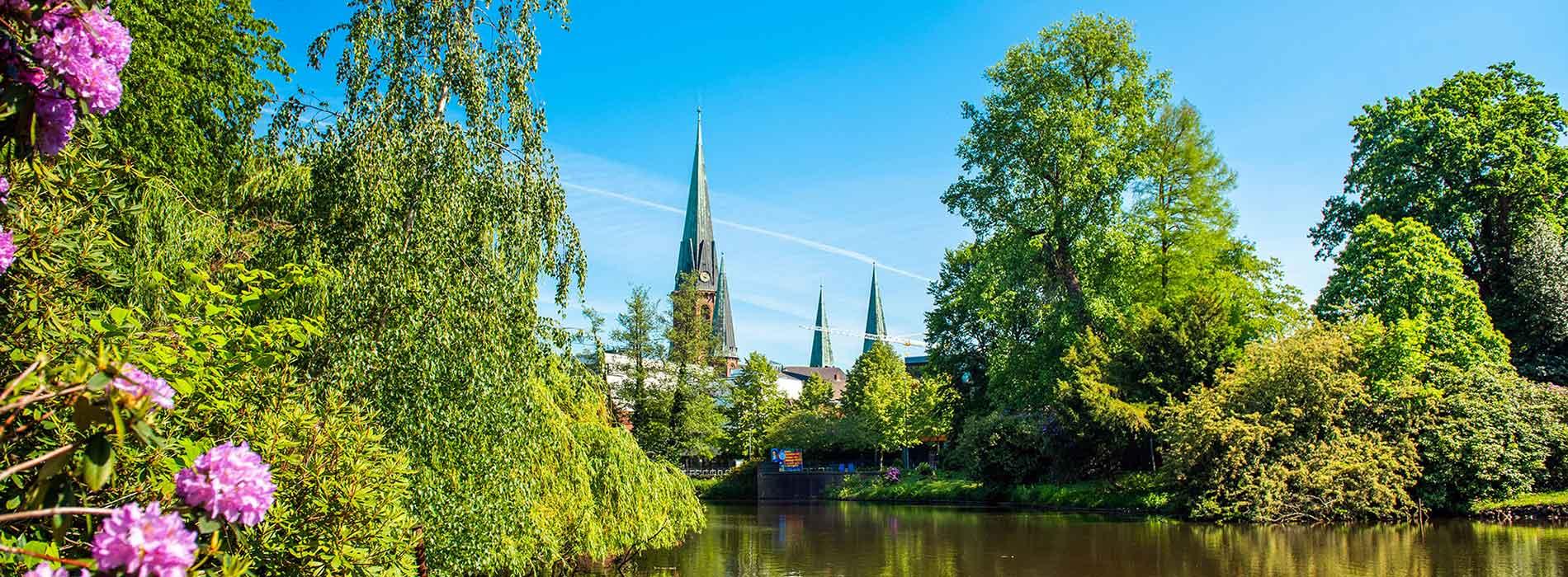 Oldenburg am Wasser