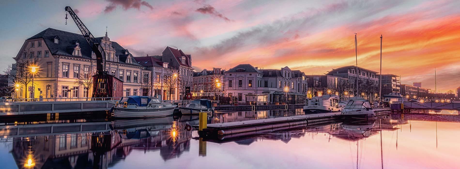 Oldenburg am Hafen