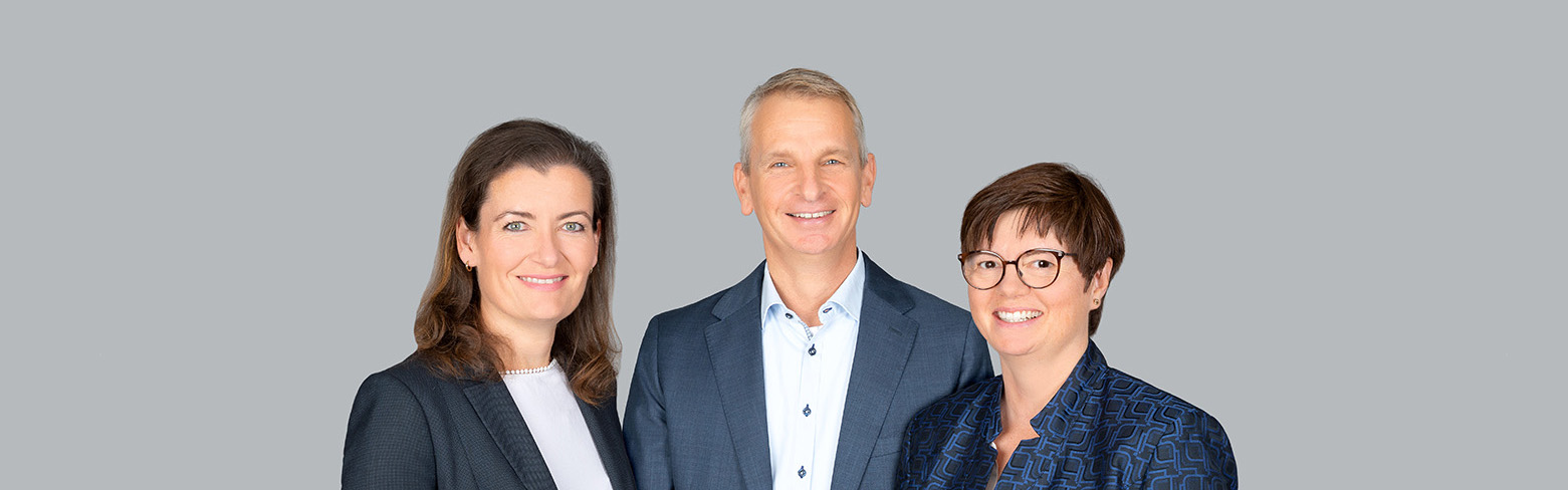 Das Team von Zander Immobilien in Ratingen