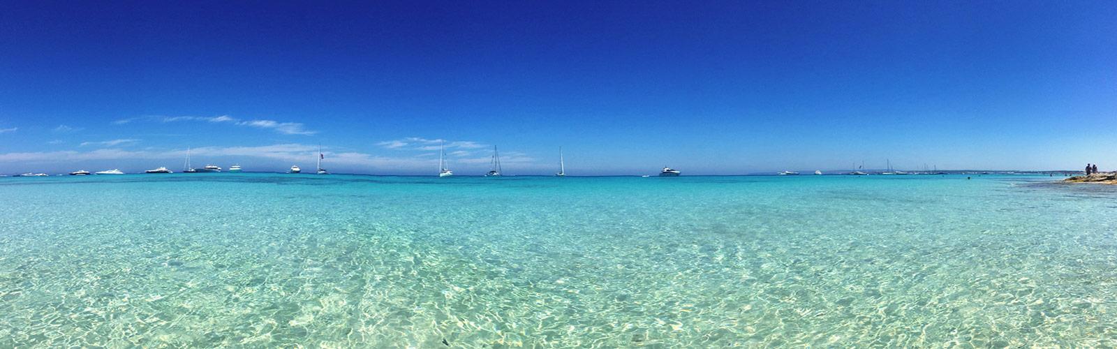 Meer auf Ibiza